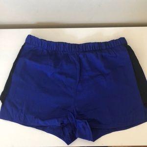 🩳 T by Alexander Wang silk shorts